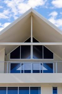 Hausbau: zur Zeit ist die Lage günstig fürs Eigenheim.